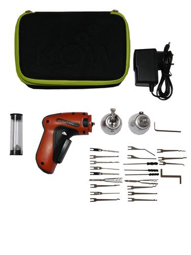 Electric Lockpick Gun